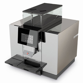 Kaffeevollautomat Black&White4 compact CTM F RS