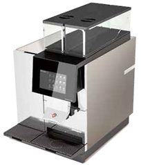 Kaffeevollautomat Black&White4 compact CTM RS